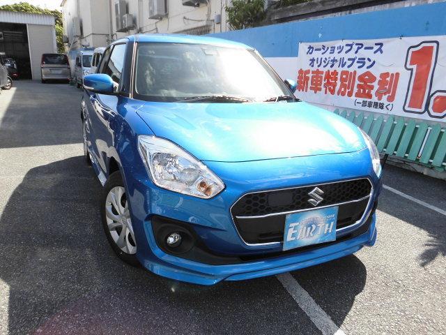 沖縄県の中古車ならスイフト 新車 XRリミテッド ナビ ブレーキサポート付