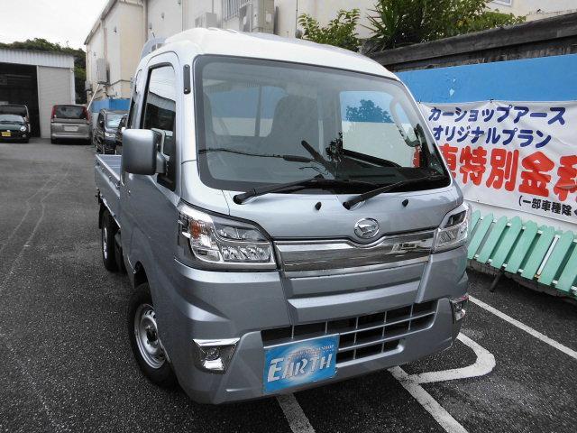 沖縄県の中古車ならハイゼットトラック 新車 ジャンボ AT 2WD