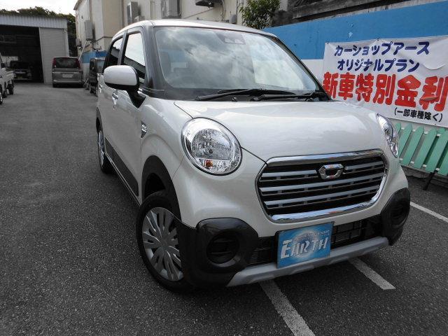 沖縄県の中古車ならキャスト アクティバX リミテッド SAIII ナビ・バックカメラ