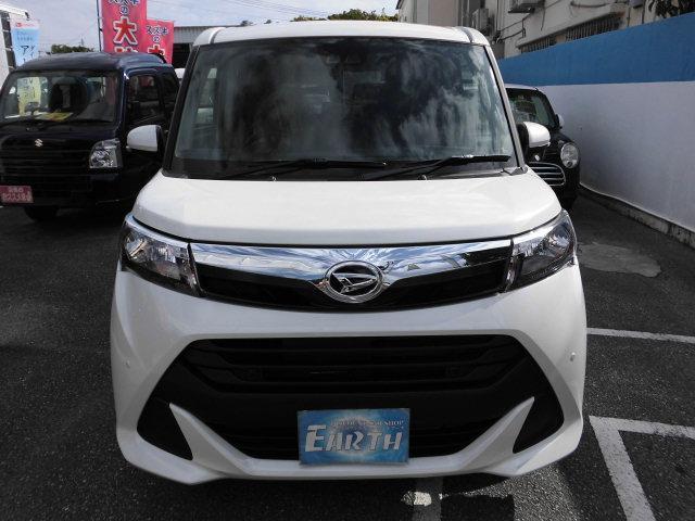 沖縄県の中古車ならトール 新車 G SAIII ナビ