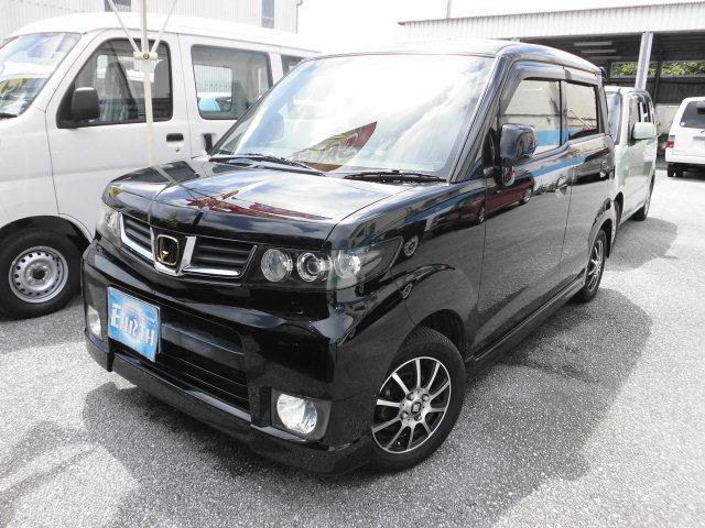 沖縄県の中古車ならゼストスパーク W 2年車検付