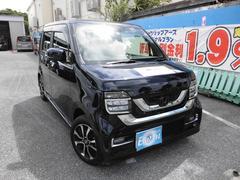 N−WGNカスタム新車 Lホンダセンシング ナビ