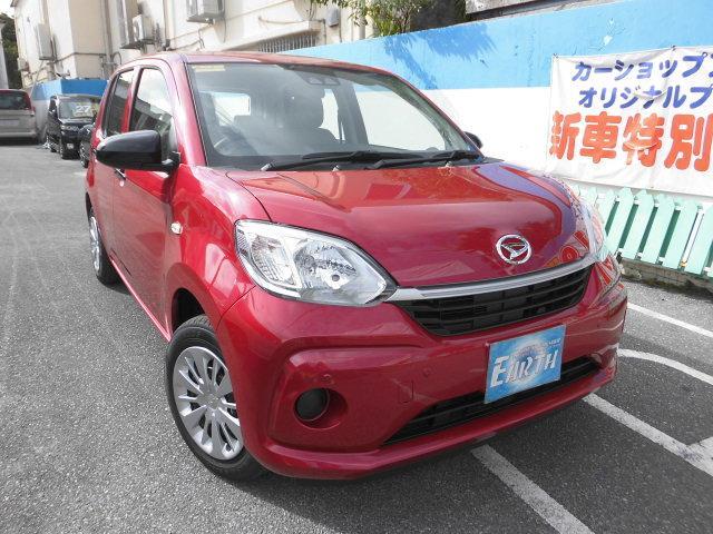 沖縄県の中古車ならブーン 新車 X ナビ付