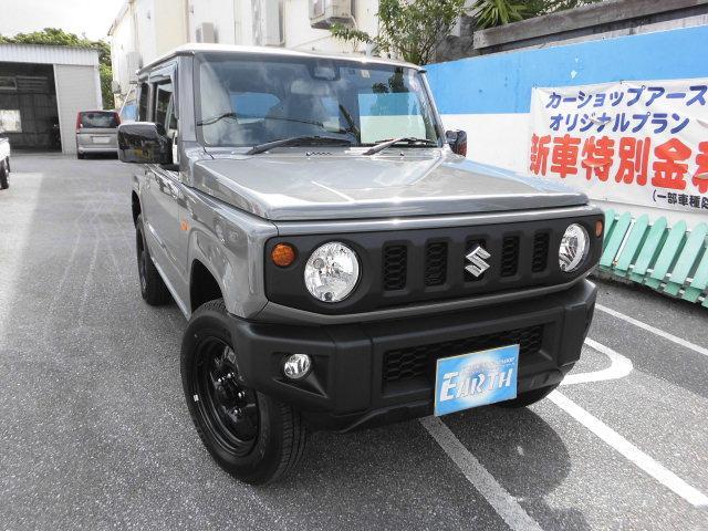 スズキ 新車 XL AT 4WD ナビ付