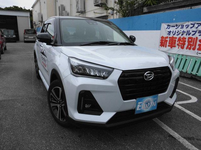 ロッキー:沖縄県中古車の新着情報