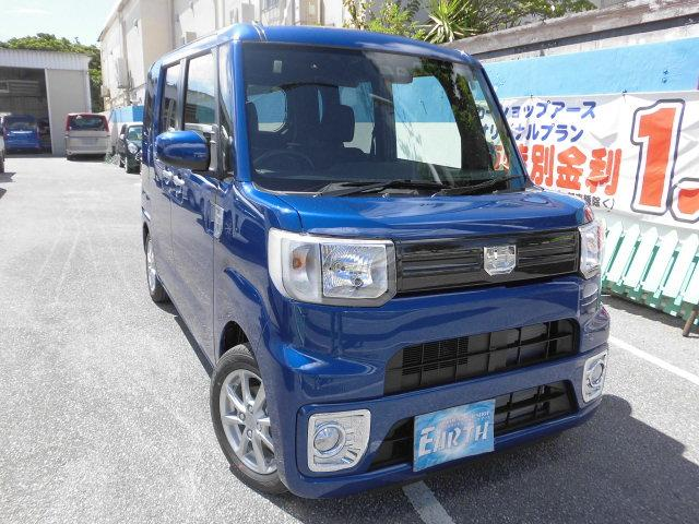 ダイハツ 新車 L SAIII  ナビ付