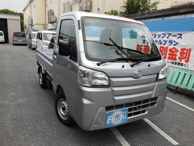 沖縄県中頭郡北谷町の中古車ならハイゼットトラック 新車 スタンダド 5F 2WD