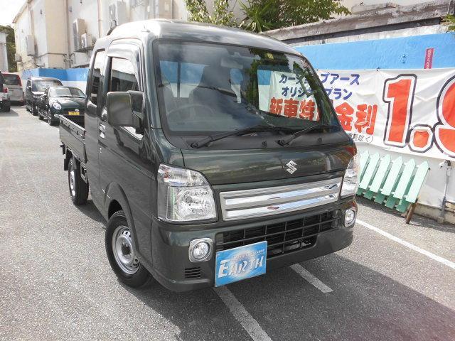 沖縄県中頭郡北谷町の中古車ならスーパーキャリイ X 新車 5F 4WD