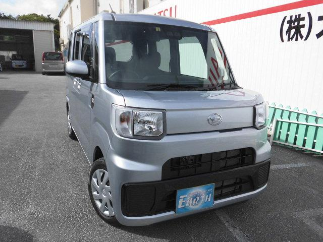 沖縄県の中古車ならハイゼットキャディー X SAIII 新車 ターボ ナビ付