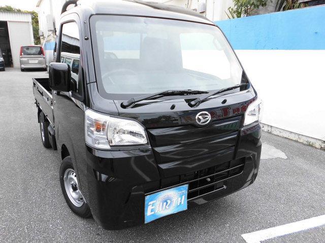 沖縄県の中古車ならハイゼットトラック 新車 ハイルーフ 5F 2WD 新車 5F 2WD
