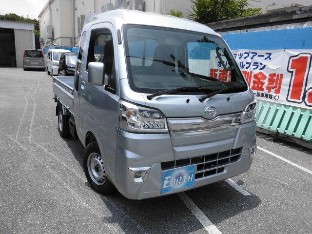 沖縄県中頭郡北谷町の中古車ならハイゼットトラック 新車 ジャンボ 5F 2WD 新車 5F 2WD