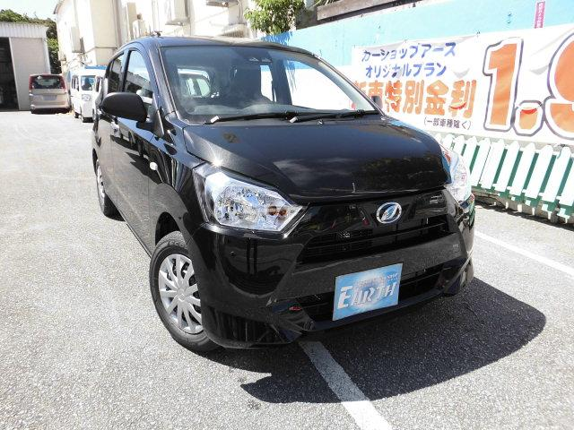 沖縄県の中古車ならミライース X SAIII 新車 ナビ付