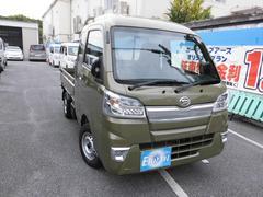 ハイゼットトラックジャンボ 新車 5F 4WD