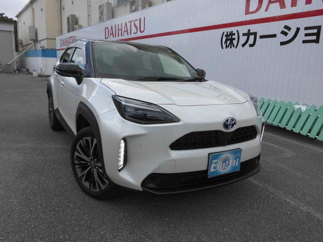 沖縄県の中古車ならヤリスクロス ハイブリッドZ 新車