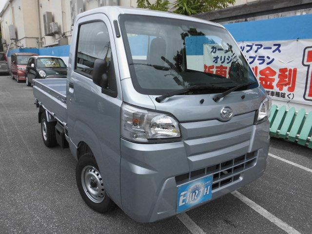 沖縄県の中古車ならハイゼットトラック スタンダード エアコン・パワステレス 新車 5F 2WD