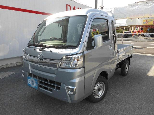 沖縄県中頭郡北谷町の中古車ならハイゼットトラック  新車  AT 2WD