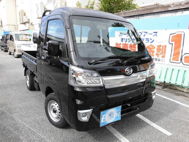 沖縄県中頭郡北谷町の中古車ならハイゼットトラック ジャンボ 新車 5F 4WD