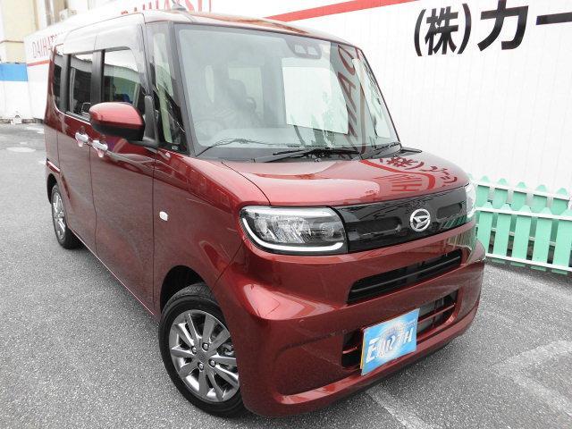 沖縄県の中古車ならタント X 新車 スマートアシスト ナビTV