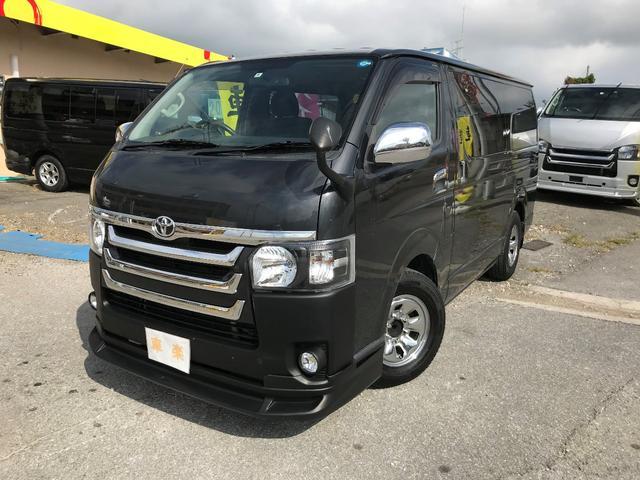 沖縄の中古車 トヨタ ハイエースバン 車両価格 129万円 リ済込 2006(平成18)年 20.3万km ガンM