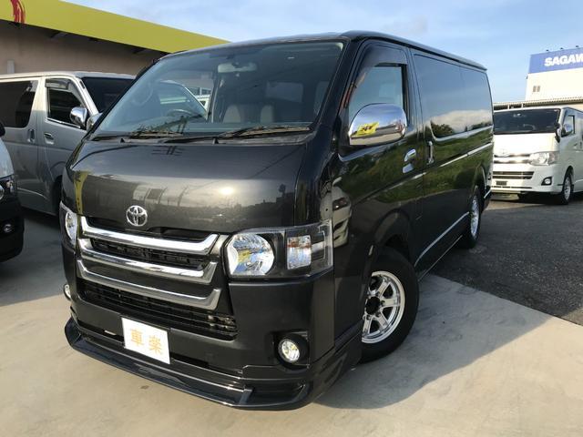 沖縄の中古車 トヨタ ハイエースバン 車両価格 149万円 リ済込 2006(平成18)年 19.1万km ガンM