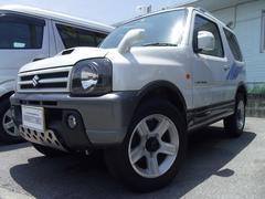 沖縄の中古車 スズキ ジムニー 車両価格 65万円 リ済別 平成20年 10.8万K ホワイト