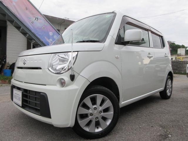 沖縄の中古車 スズキ MRワゴン 車両価格 59万円 リ済別 平成23年 1.8万km パールホワイト