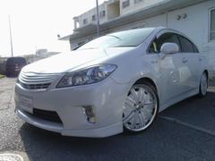 沖縄の中古車 トヨタ SAI 車両価格 139万円 リ済別 平成24年 8.3万K パールホワイト