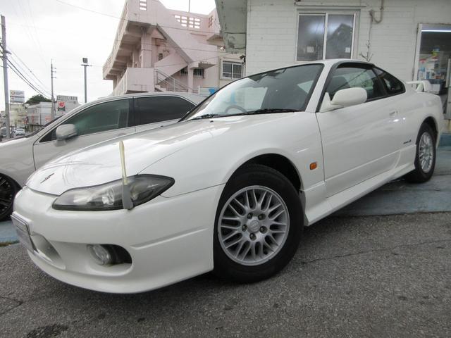 沖縄県の中古車ならシルビア スペックS ワンオーナー車 フル純正
