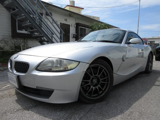沖縄の中古車 BMW Z4 車両価格 79万円 リ済別 2006(平成18)年 10.3万km シルバー