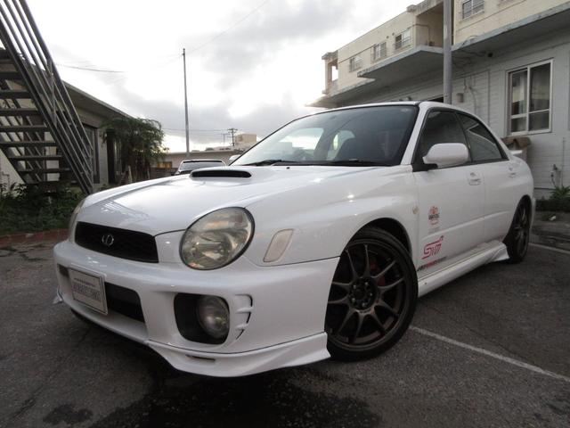 沖縄県の中古車ならインプレッサ WRX NB