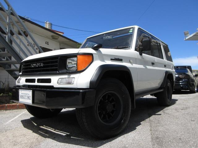 トヨタ SXワイド NEWオールペイント サンルーフ 社外アルミ 1ナンバー登録車両