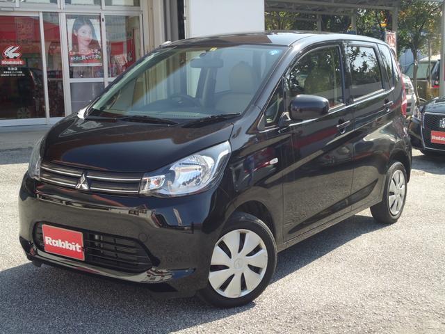 沖縄の中古車 三菱 eKワゴン 車両価格 ASK リ済別 2013(平成25)年 5.1万km ブラック