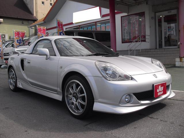 沖縄県の中古車ならMR-S Vエディションファイナルバージョン