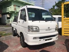 沖縄の中古車 ダイハツ ハイゼットトラック 車両価格 53万円 リ済込 平成16年 9.4万K ホワイト