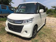 沖縄の中古車 スズキ パレットSW 車両価格 61万円 リ済込 平成22年 9.6万K パール