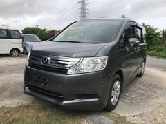 沖縄の中古車 ホンダ ステップワゴン 車両価格 78万円 リ済込 平成23年 10.0万K ガンM