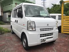 沖縄の中古車 スズキ エブリイ 車両価格 31万円 リ済込 平成20年 12.7万K ホワイト