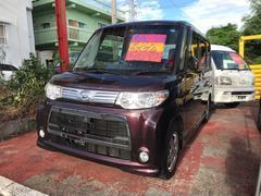 沖縄の中古車 ダイハツ タント 車両価格 69万円 リ済込 平成25年 7.2万K パープル