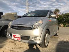 沖縄の中古車 スバル R2 車両価格 19万円 リ済込 平成20年 3.9万K シルバー