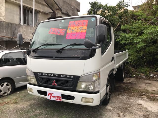 沖縄県うるま市の中古車ならキャンター ガッツ 1.75t オートマ エアコン パワステ ETC