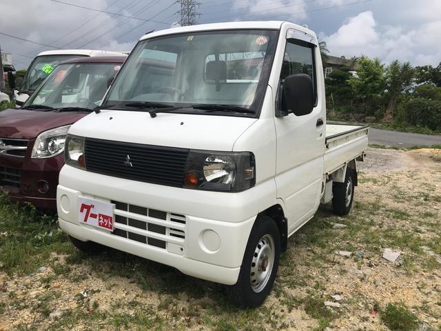 沖縄県の中古車ならミニキャブトラック エアコン パワステ 5速MT