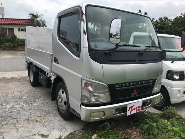 沖縄県うるま市の中古車ならキャンター 最大積載量2t パワーゲート フル装備 ETC