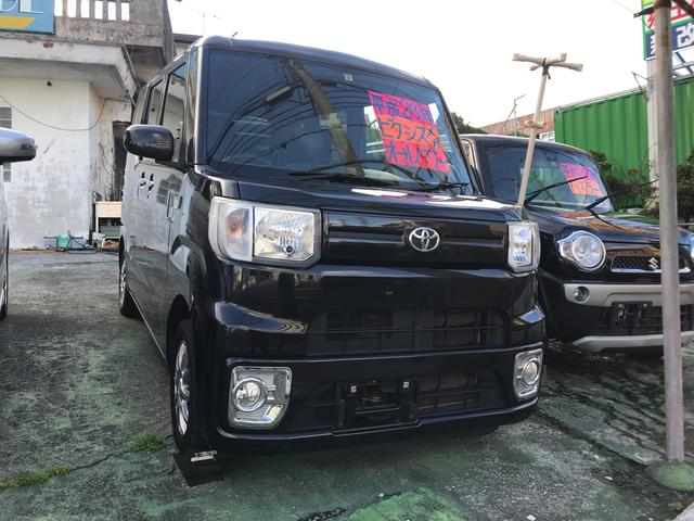沖縄県の中古車ならピクシスメガ D スマートキー ETC 社外アルミ TV ナビ