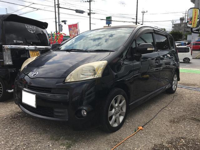 トヨタ パッソセッテ スマートキー ETC ナビ AUX