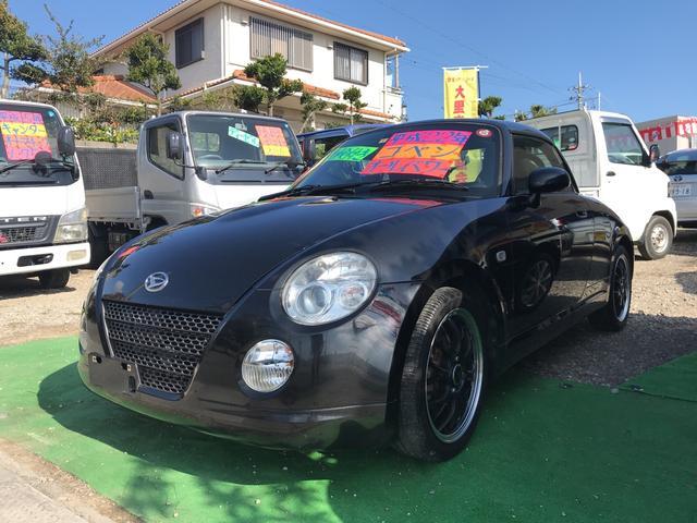 沖縄県の中古車ならコペン アクティブトップ TVナビ キーレス ETC