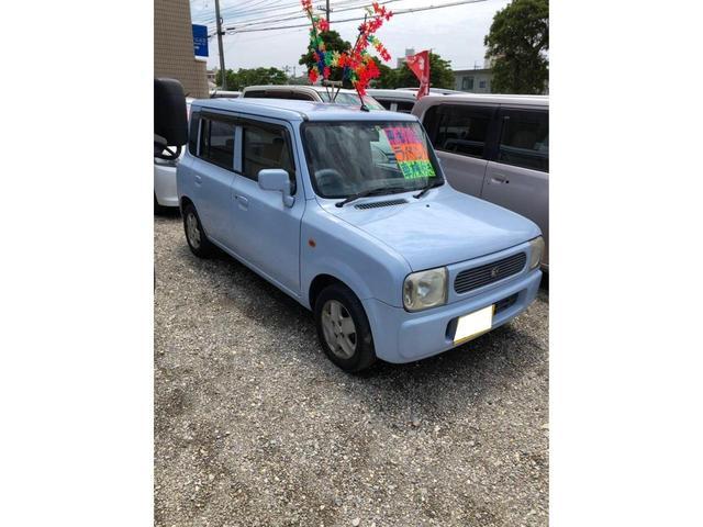 沖縄県の中古車ならアルトラパン X CD ABS Wエアバック パワーステアリング