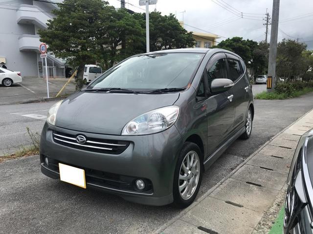 沖縄県の中古車ならソニカ RSリミテッド 純正アルミ スマートキー ベンチシート