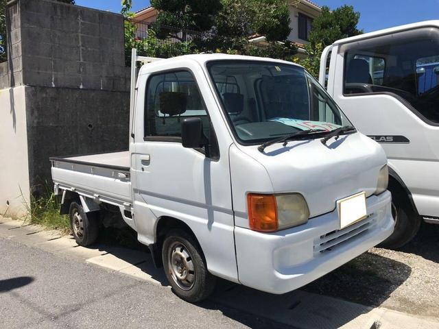 沖縄県の中古車ならサンバートラック TB エアコン マニュアル車