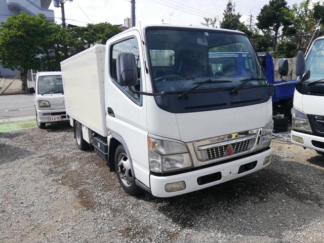 沖縄県の中古車ならキャンター  冷凍車 -5℃