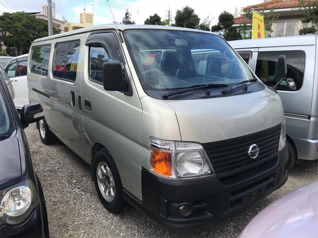 沖縄県の中古車ならキャラバン SロングDX エアコン パワーステアリング TVナビ